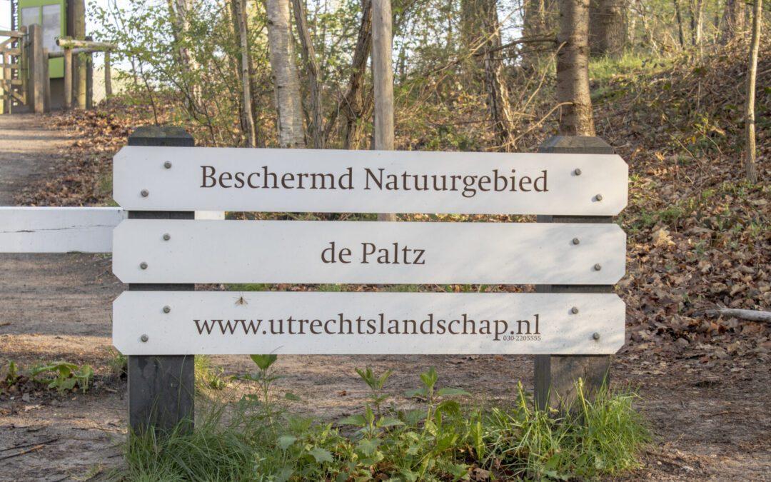 Wandelen over Landgoed De Paltz